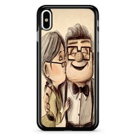 Up Disney Pixar Carl And Ellie iPhone X Case