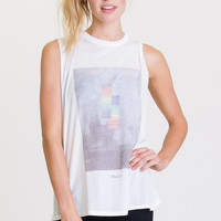 Synthesis Muscle T-Shirt   RVCA