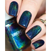 UberChic Beauty - Say BOO and Scary On Nail Polish
