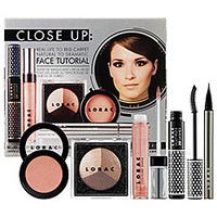 LORAC Close Up: Real Life To Red Carpet Natural To Dramatic Face Tutorial  : Shop Combination Sets |