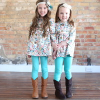 Stunning Floral Jacket - Ryleigh Rue Clothing by MVB