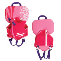 Stearns Infant Hydroprene Vest Life Jacket - Up to 30lbs - Pink