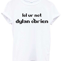 lol ur not - Teen Wolf Cast Shirt
