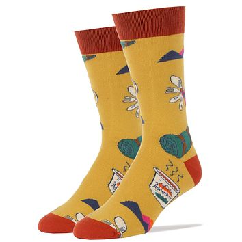 Adventure Men's Crew Socks