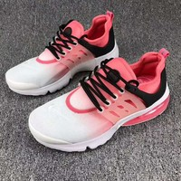 NIKE AIR PRESTO Trending High Tops Running Sports Shoes Red White G-CSXY