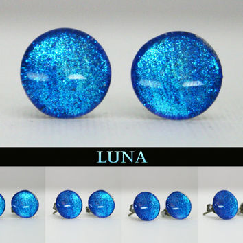 Luna Post Earrings