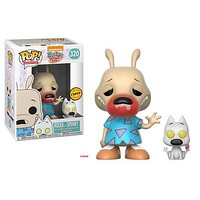 Rocko with Spunky Chase Funko Nickelodeon