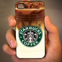 Iced Coffee Starbucks iPhone Case And Samsung Galaxy Case
