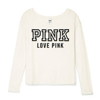 Limited Edition Sleep Tee - PINK - Victoria's Secret