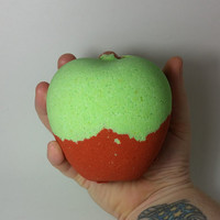 Poison Apple - 3D Apple Bath Bomb - READY TO SHIP