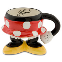 Disney Minnie Mouse Coffee Mug - Best of Mickey Collection   Disney Store