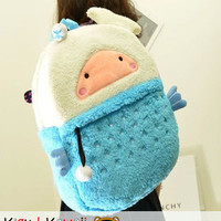New Pisces Horoscope Backpack Bag KK19