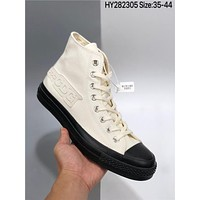 CDG Play x Converse 1970s cheap fashion men's and Women's Sports shoes
