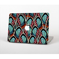 """The Intense Colorful Peacock Feather Skin Set for the Apple MacBook Air 11"""""""