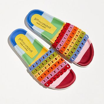 Over The Rainbow Footbed