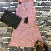 Make Your Mock Tunic Dress: Rose