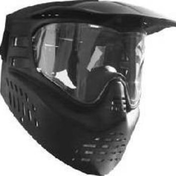 Gen X Global Stealth Mask Paintball Goggles - Black