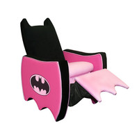 Batgirl Kids Recliner Chair