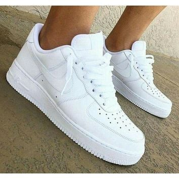 Nike Air force 1 AF1 classic low-top men's and women's sneakers Shoes