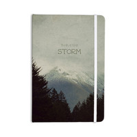 """Robin Dickinson """"Brave The Storm"""" Snow Mountain Everything Notebook"""