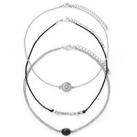 New Chain Necklace Fashion Women Choker Charm Collar Pendant Necklace Jewelry