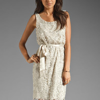 MM Couture by Miss Me Embroidered Dress in Ivory from REVOLVEclothing.com