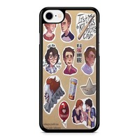 The Loser Lover Club 1 iPhone 8 Case