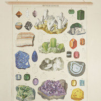 I Wanna Get Mineral Wall Decor | Mod Retro Vintage Decor Accessories | ModCloth.com
