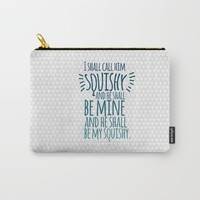 I shall call him squishy Carry-All Pouch by studiomarshallarts