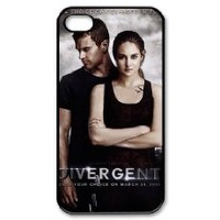Fashion Divergent Personalized iPhone 4 4S Hard Case Cover -CCINO
