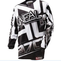 Locomotive Motocross motorcycle Downhill jersey ONEAL MX DH running sports quick-drying bike racing bicycle riding t-shirts XXXL