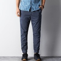 AEO Jogger Pant, Dusk Navy | American Eagle Outfitters