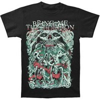 Bring Me The Horizon Men's  Belanger T-shirt Black