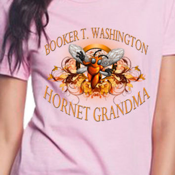 Booker T. Washington Hornet Grandma T-Shirt