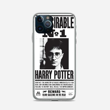 Harry Potter Undesirable iPhone 12 Pro Case