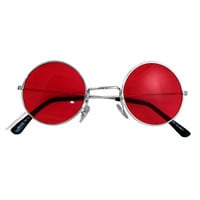 60's Style Round Sun Glasses on Sale for $4.99 at HippieShop.com