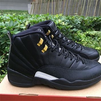 Air Jordan 12 The Master Basketball Shoes 40-47