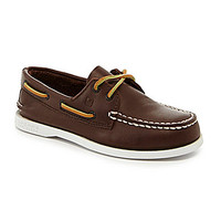 Sperry Top-Sider Boys' A/O Boat Shoes - Brown