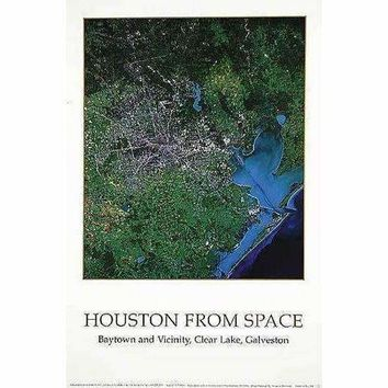 Houston From Space