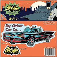 My Other Car is Batmobile Decal - Spencer's