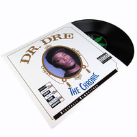 Dr. Dre: The Chronic (Remastered) Vinyl 2LP