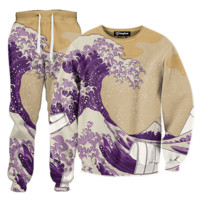 Waves of Lean Tracksuit