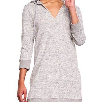 Yvonne Hoodie Sweatshirt Dress