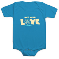 Made With Love (and Science) Bodysuit