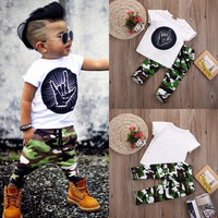 Stylish Infant Toddler Baby Kids Boys Outfits