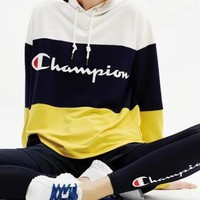 Champion Autumn Winter Fashion Men Women Print Hoodie Sweater Sweatshirt Top