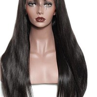 Full Lace Wig- Mink Straight
