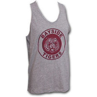 Bayside Tigers Saved By The Bell Tank Top AC Slater Zack Morris A.C. Costume