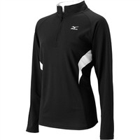 Mizuno Nine Collection G2 Womens 1/2 Zip Volleyball Pullover 440335
