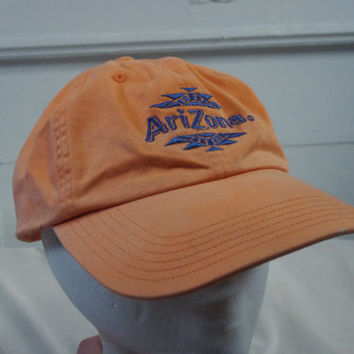 90s Arizona Tea hat cap 1990s vintage retro dad hat low profile